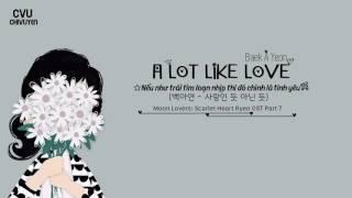 [Vietsub + Engsub + Hangul] Baek A Yeon (백아연) - A Lot Like Love (사랑인 듯 아닌 듯) Moon Lovers OST Part 7