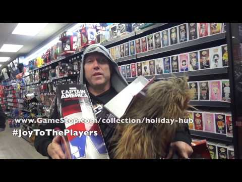 Swifty Gamestop Holiday Preview