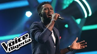 Idyl   'Soul Provider'  Live Show The Voice Nigeria Season 2