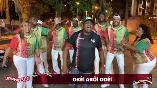 GRANDE RIO 2020: CONHEÇA O SAMBA-ENREDO