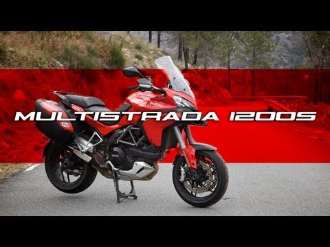 Ducati Multistrada - MotoGeo Review