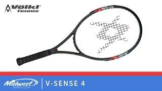 Ρακέτα τέννις Volkl V-Sense 4 video