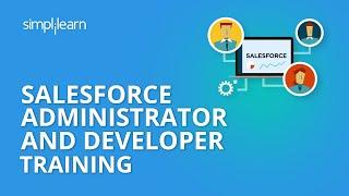 Salesforce Administrator and Developer Training | Salesforce Training Videos