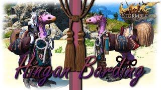 FFXIV Stormblood: Hingan Barding