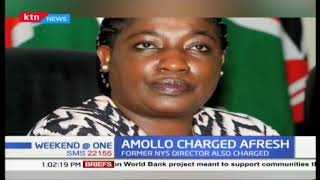 Ex PS Omollo charged afresh over Sh167M NYS scam