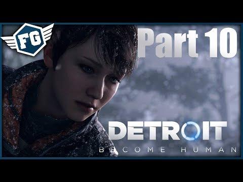 SILNÝ PROSLOV - Detroit: Become Human #10