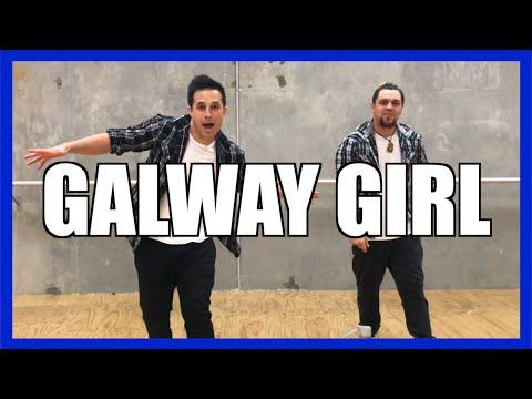GALWAY GIRL - Ed Sheeran Dance Choreography 🖖 Jayden Rodrigues (видео)