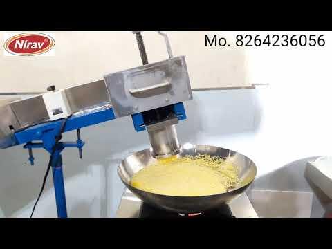 Nylon Sev Namkeen Making Machine