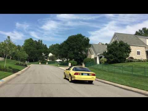 Video of '86 Camaro IROC Z28 - L31E