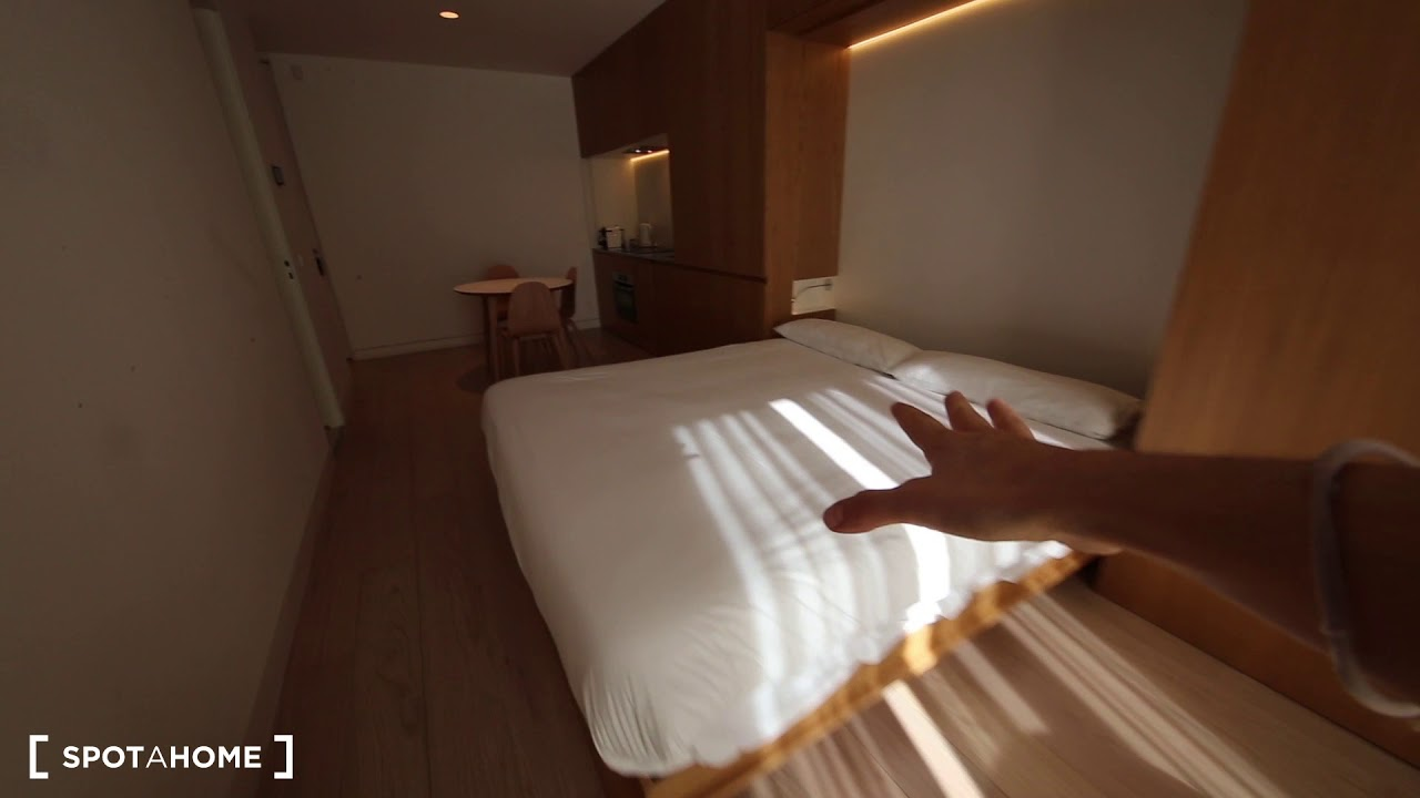 Cool studio apartment for rent in Salamanca