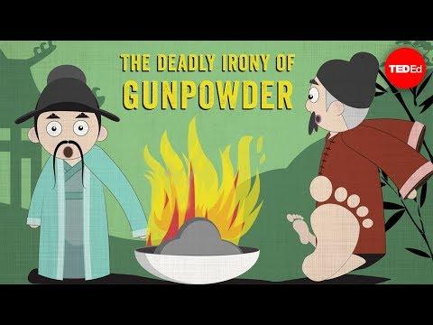 The Deadly Irony of Gunpowder - Fascinating!