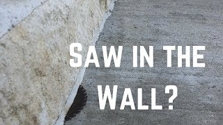 Saw in the Wall