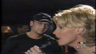 1998 Faith Hill & Tim McGraw-  Lets Make Love (CMT Live)