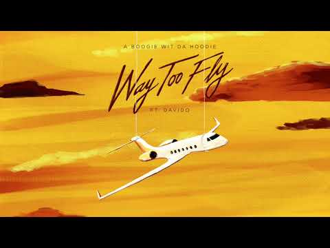 "A Boogie Wit Da Hoodie – ""Way Too Fly"" feat. Davido"