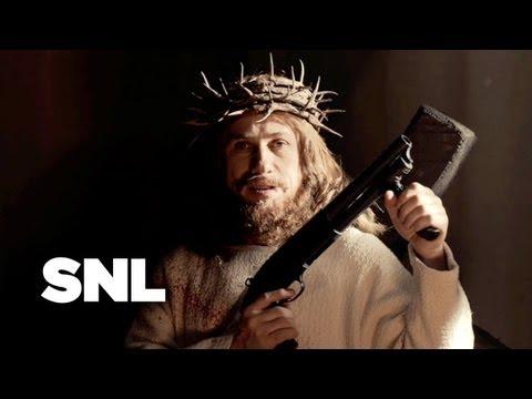 Neukřižovaný Dježíš