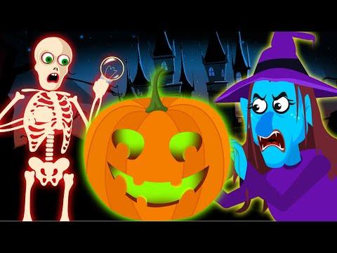 Pumpkin Pumpkin Had A Great Fall | Scary Pumpkin | Funny Monsters Fun At Midnight By Teehee Town