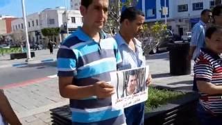 نشطاء الحركة الأمازيغية يطالبون بكشف لغز مقتل ريفينوكس