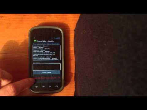 Video of Feel UX - MagicLockerTheme