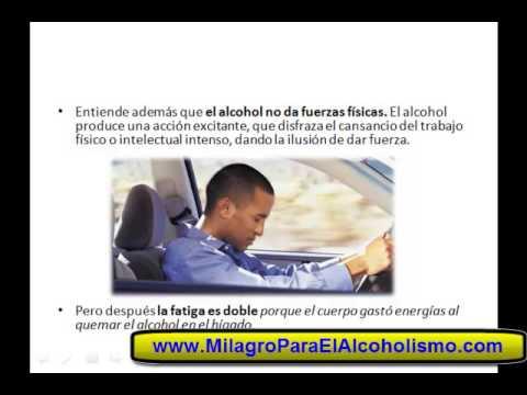 La aplicación de las medidas coactivas del carácter médico a las personas por el alcoholismo que suf