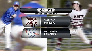 Full replay: Waterford vs. East Lyme in ECC baseball final