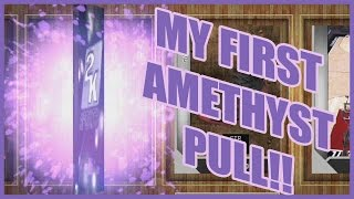 MY FIRST AMETHYST PULL!!! (Pt.3) - NBA 2K16 MyTeam Pack Opening