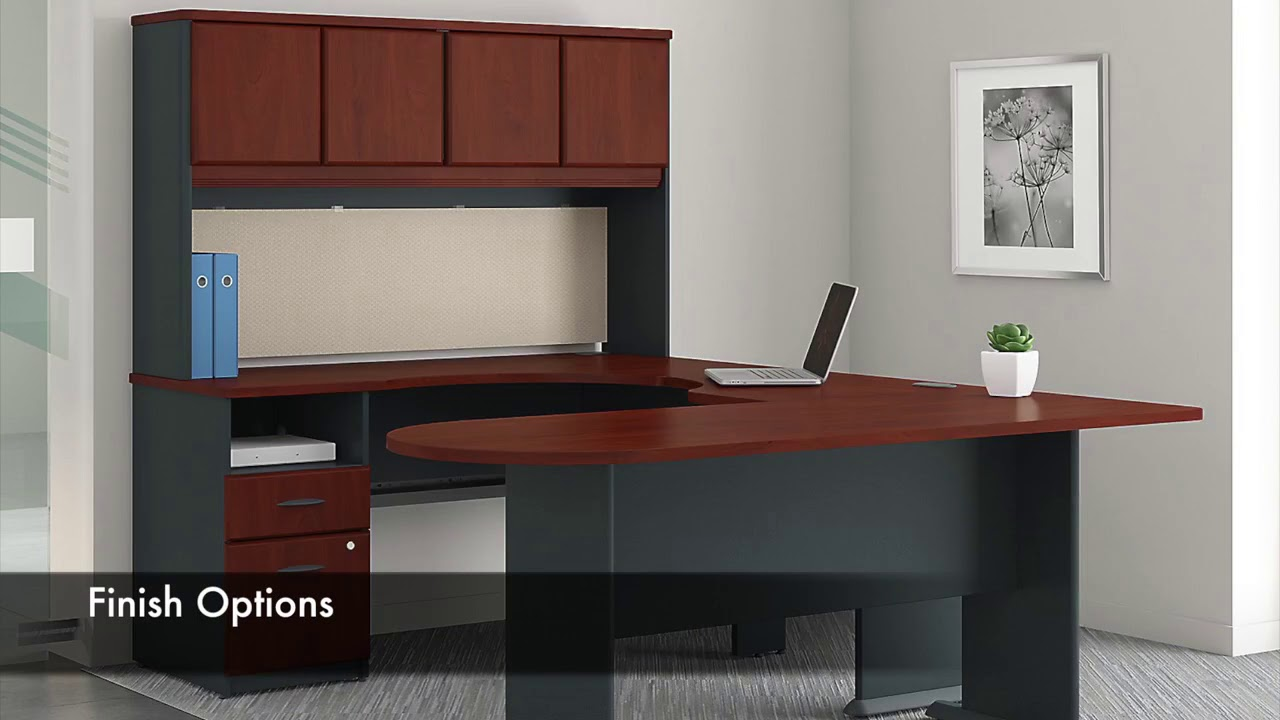 Conference Tables From Bush Furniture. Series A From Bush Furniture