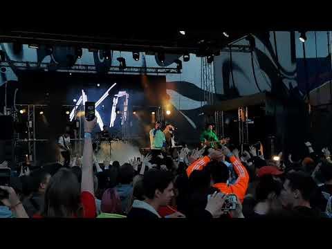 ЛСП - Безумие + Незабудка | Rhymes Show СПБ 06.07.2019