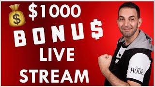 🔴$1000 BONUS LIVE STREAM 💰 San Manuel Casino 🎰 BCSlots