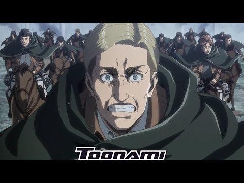 Attack on Titan Season 3 Episode 53 Teaser (English Dub)