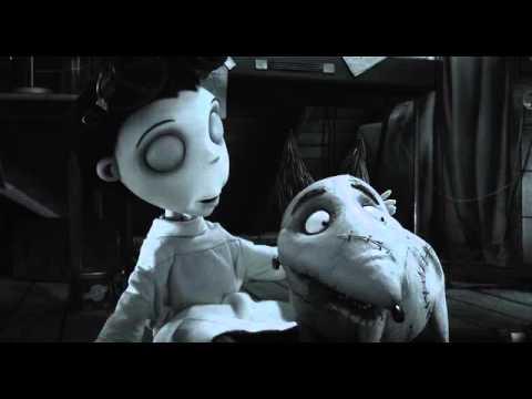 Trailer de Frankenweenie, lo nuevo de Tim Burton