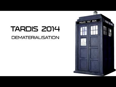 TARDIS | Series 8 | Dematerialisation