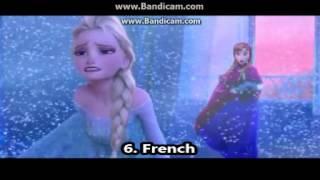 My Personal Top 10 Elsa & Anna Duet (FTFTIF Reprise)