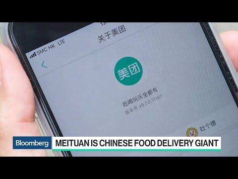 Lebensmittellieferungen: Meituan mit Nvidia, Valeo und Icona