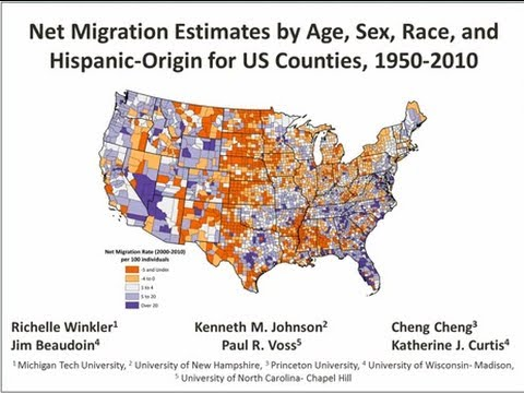 Webinar: Net Migration Patterns as a Tool to Understand Community Change Video thumbnail