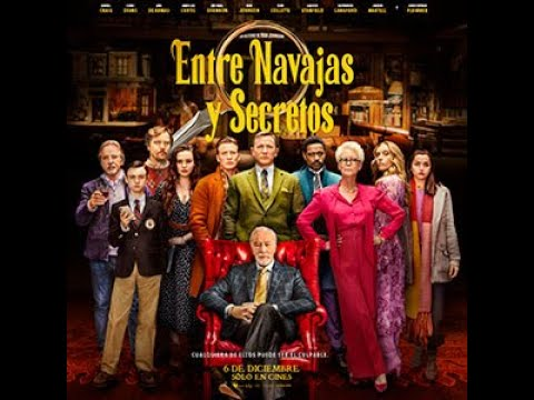Entre navajas y secretos trailer