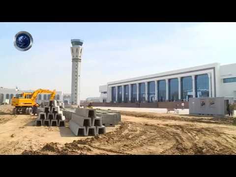 Новый зал прилета аэропорта Ташкента