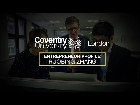 Coventry University London: Enterprise - Shepherd Capital Holding