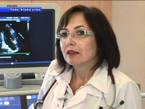 Hipertenzijos kovos būdai