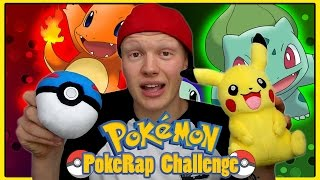 Pokemon PokeRap Challenge - 150 Original Version
