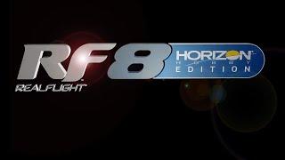 RealFlight® 8 Horizon Hobby® Edition