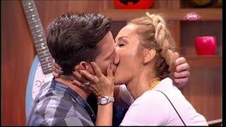 Poljubac Goce Trzan i Rase (Ami G Show S09)
