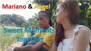 Mariano & Angel Sweet Moments Together | SY Talent Entertainment