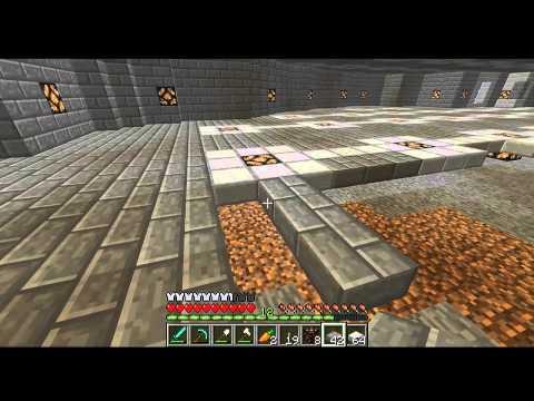 Minecraft SPLP S02 part 10. - Miestnosť hotová :)