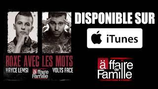 Hayce Lemsi feat. Volts Face - Boxe avec les mots (Clip Officiel)