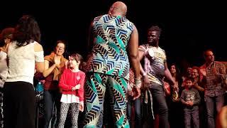 "Angelique Kidjo ""Tumba"" live @ Romaeuropa Festival"