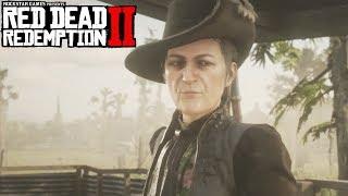 Red Dead Redemption 2 Stranger Mission - The Noblest of Men and Women (RD2)