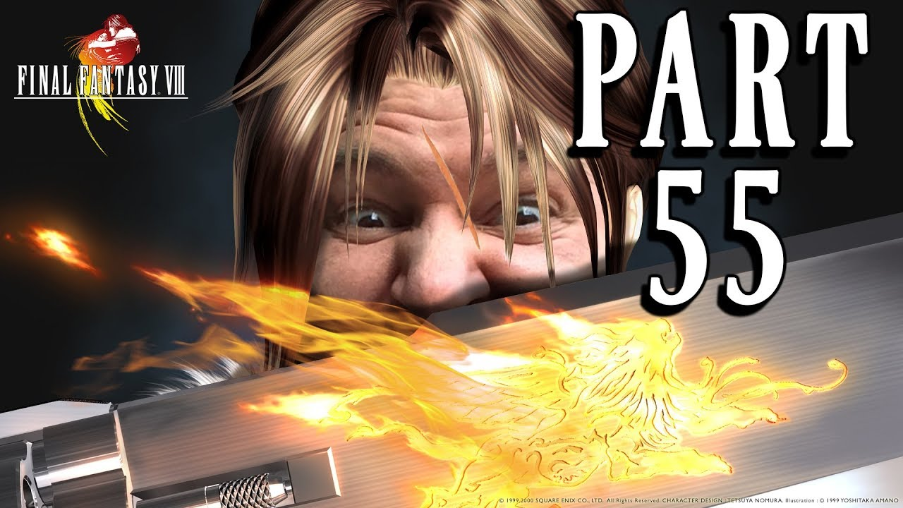 Final Fantasy VIII – Part 55: Der Morbol-Fühler Blues