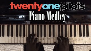 twenty one pilots Piano Medley (19 songs from all 4 albums!)