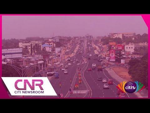N1 Highway: Pedestrians' lives in danger as drivers use shoulder of roads