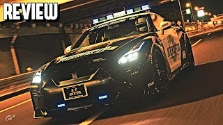 GT SPORT - Nissan GT-R Pace Car REVIEW
